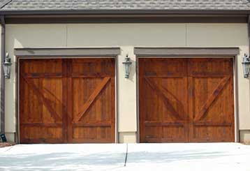 The Pros And Cons Of Wooden Garage Doors | Garage Door Repair Oakland, CA